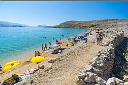 Mandre - island of Pag